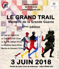 LE GRAND TRAIL : MÉMOIRE DE LA GRANDE GUERRE