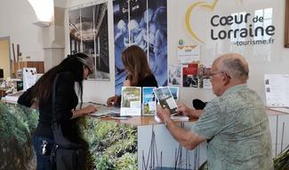 OFFICE DE TOURISME COEUR DE LORRAINE - SAINT MIHIEL