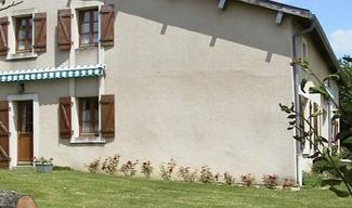 GITE D'HAUMONT-LES-LACHAUSSEE - 55G369 - Lachaussée