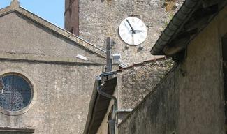AITRE FORTIFIÉ DU VILLAGE D'ONVILLE - Onville