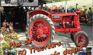 MUSÉE DU TRACTEUR - Rupt-devant-Saint-Mihiel