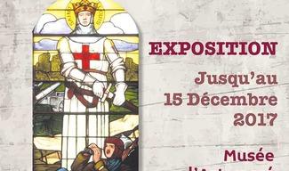 EXPOSITION SUR LES VITRAUX PATRIOTIQUES - Saint-Mihiel