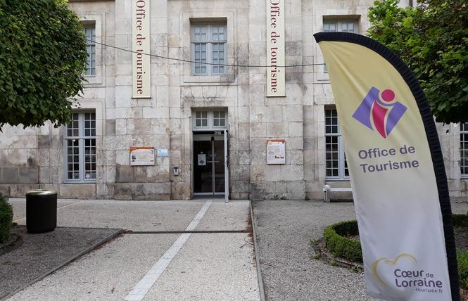 OFFICE DE TOURISME COEUR DE LORRAINE 2 - Saint-Mihiel