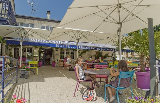 HOTEL RESTAURANT DU LAC DE MADINE 1 - Heudicourt-sous-les-Côtes