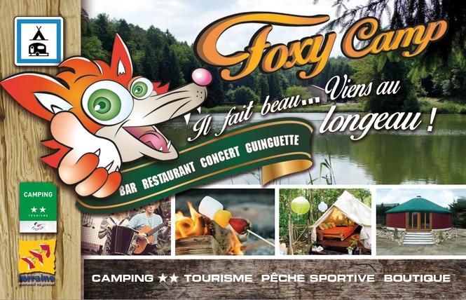 CAMPING FOXYCAMP LES ETANGS DU LONGEAU 3 - Hannonville-sous-les-Côtes