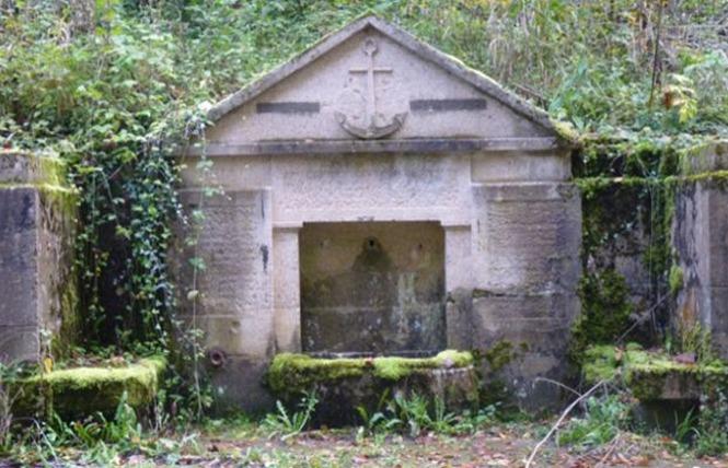 FONTAINE DE PIONIER-BRUNNEN 1 - Saint-Mihiel